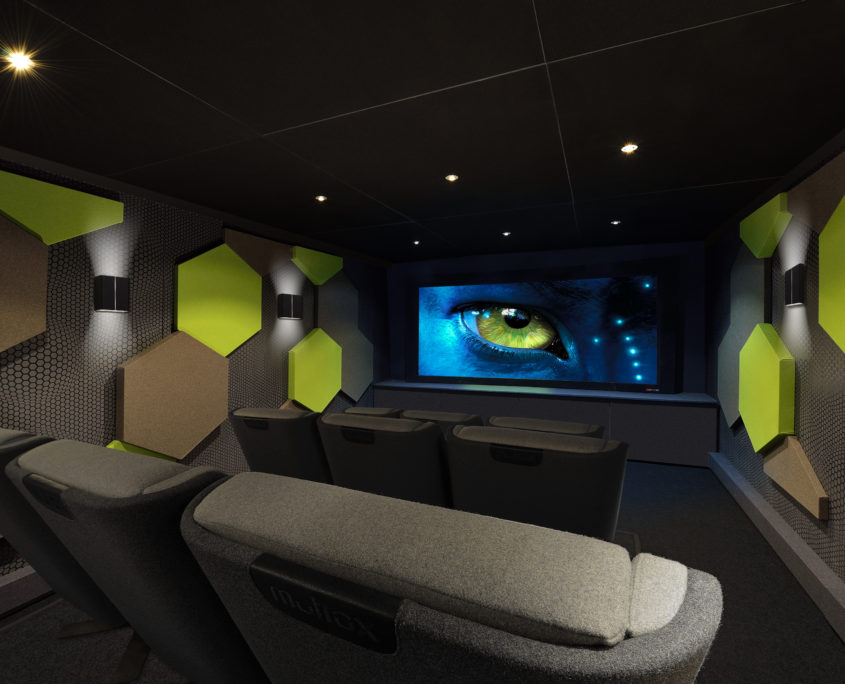 HomeCInema Thuisbioscoop Bowers Wilkins